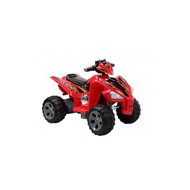 ScorpionWheels Ηλεκτροκίνητη παιδικη μοτοσυκλέτα / Γουρούνα 12V Κόκκινη 5245007