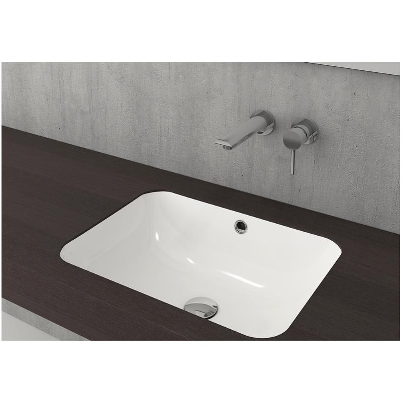 Νιπτήρας μπάνιου υποκαθήμενος Bocchi Scala 55x41 λευκός