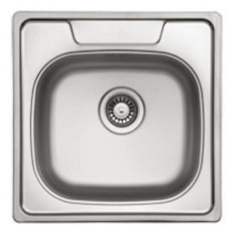 Νεροχύτης inox 50 x 50 cm KL sinks (1155200)