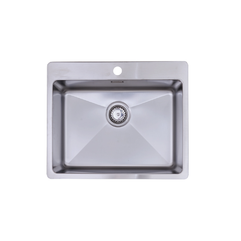 Νεροχύτης inox 60 x 50 cm KL sinks (1216200)