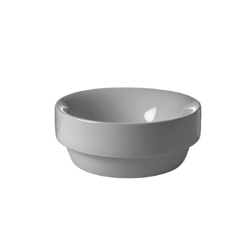 Νιπτήρας  επιτραπέζιος ημιένθετος Ø 35 / Υ 14εκ. KERASAN Ciotola Tondo  355801