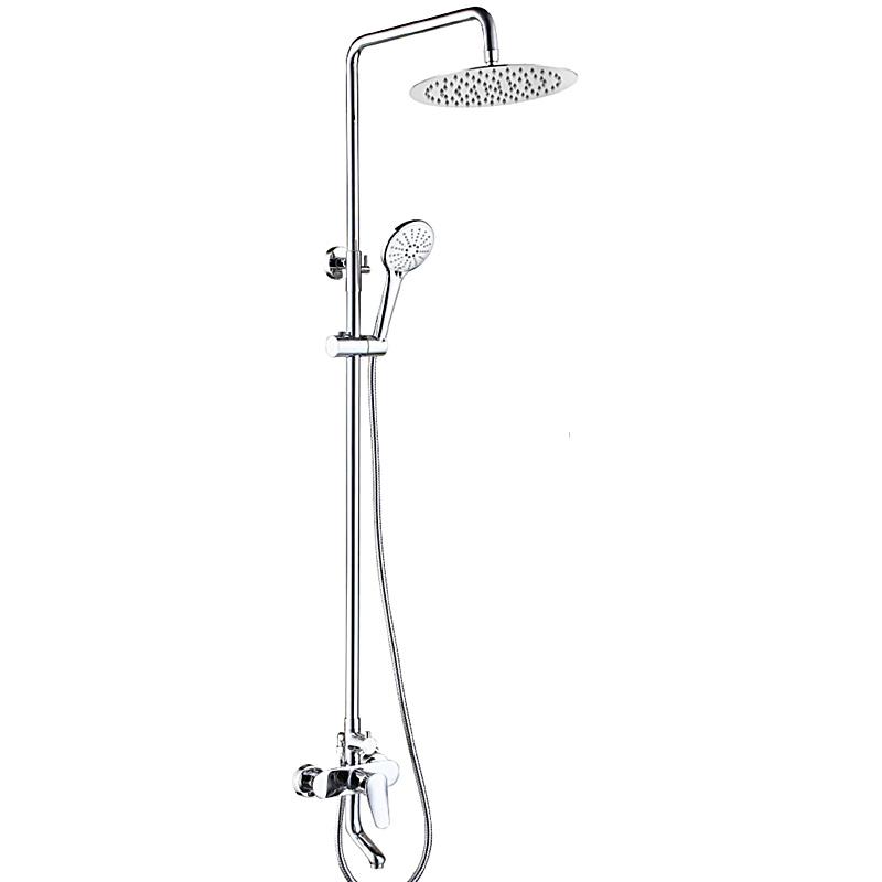 Στήλη ντους Inox Moon Shower 45306