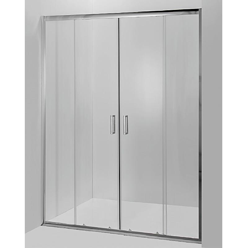 Επάλληλη πόρτα ντουζιέρας CROWN 7000N 1,85 175-179εκ 4632175