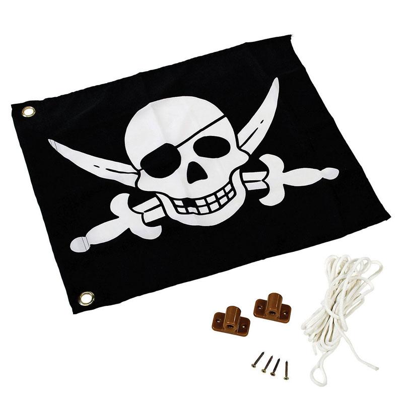 Παιδική σημαία με ανέλκυση ¨Πειρατής¨
