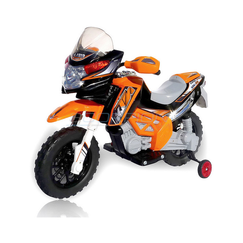 ScorpionWheels Ηλεκτροκίνητη παιδικη μοτοσυκλέτα / μηχανή Enduro τύπου ΚΤΜ  12v μπλε 5245017