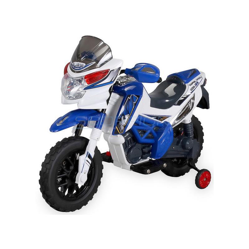 ScorpionWheels Ηλεκτροκίνητη παιδικη μοτοσυκλέτα / μηχανή Enduro τύπου ΚΤΜ  12v πορτοκαλί 5245017
