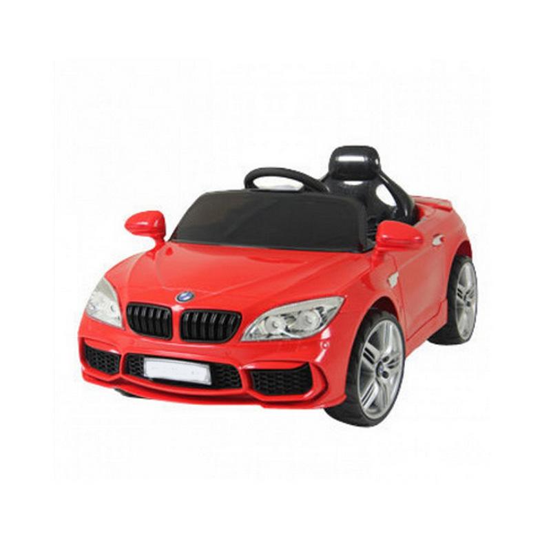 ScorpionWheels Ηλεκτροκίνητο παιδικό αυτοκίνητο τύπου BMW M4 12v με τηλ/ρόλ & ελαστικά κόκκινο 5246010