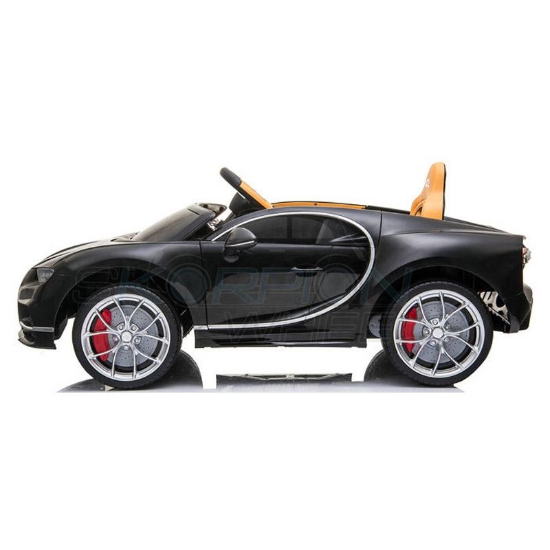 ScorpionWheels Ηλεκτροκίνητο παιδικό αυτοκίνητο Licenced Bugati Chiron 12v με τηλεκοντρόλ Λευκό 5246032