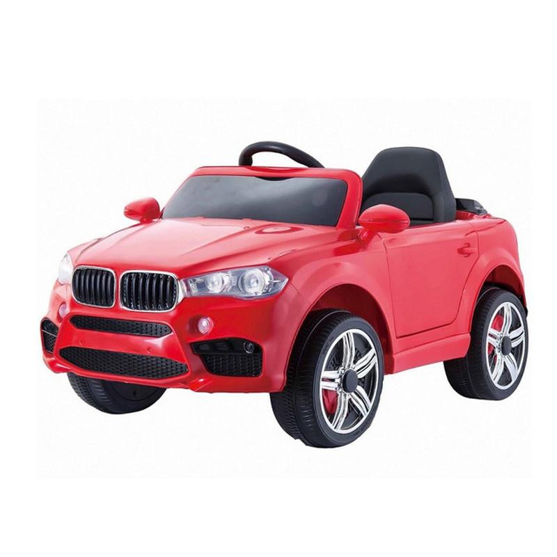 ScorpionWheels Ηλεκτροκίνητο παιδικό αυτοκίνητο τύπου BMW X4 12v με τηλεκοντρόλ λευκό 5246046