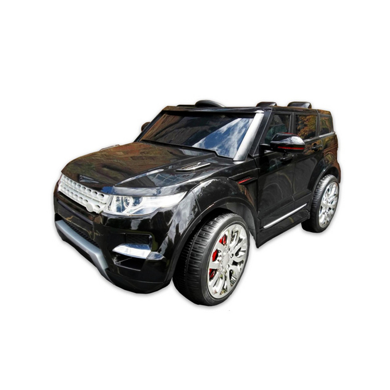 ScorpionWheels Ηλεκτροκίνητο παιδικό αυτοκίνητο τύπου Range Rover 12v με τηλεκοντρόλ Μαύρο 5247030