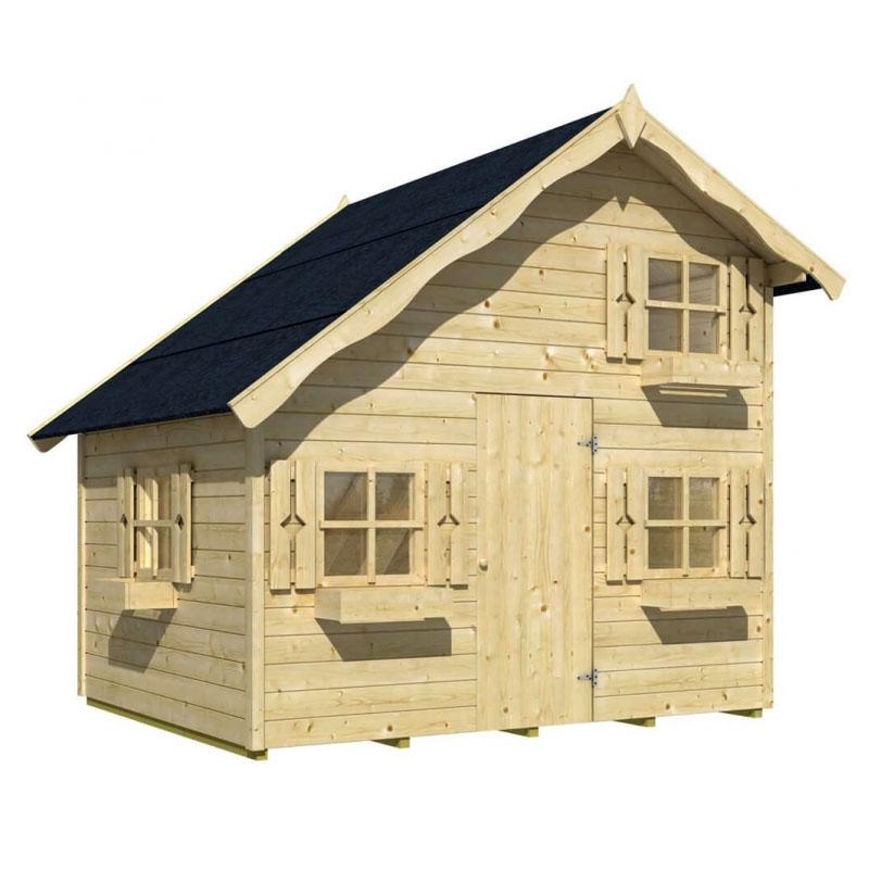 Ξύλινο Παιδικό Σπίτι ΑΝΙΚΑ