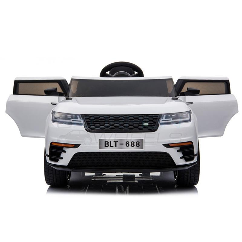 SkorpionWheels Ηλεκτροκίνητο παιδικό αυτοκίνητο τύπου Range Rover 12v με τηλεκοντρόλ Πορτοκαλί 5246054