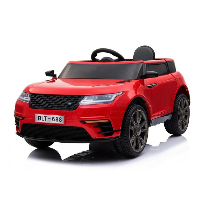 SkorpionWheels Ηλεκτροκίνητο παιδικό αυτοκίνητο τύπου Range Rover 12v με τηλεκοντρόλ Κόκκινο 5246054