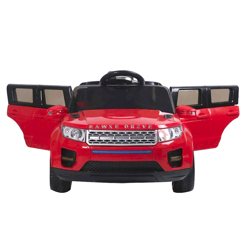 Ηλεκτροκίνητο παιδικό αυτοκίνητο τύπου Range Rover  Κόκκινο 12V με τηλεκοντρόλ  WXE7188