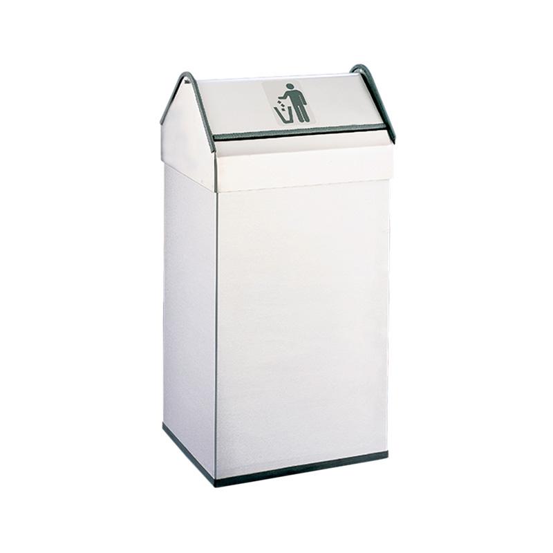 Μεταλλικός κάδος σκουπιδιών  40 lt  της JOFEL AL70500B