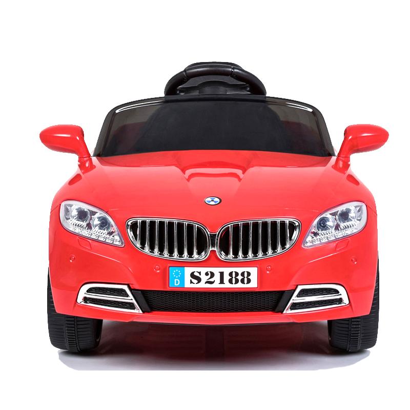 Ηλεκτροκίνητο παιδικό αυτοκίνητο τύπου BMW Z4  Κόκκινο με τηλεκοντρόλ 12v S2188