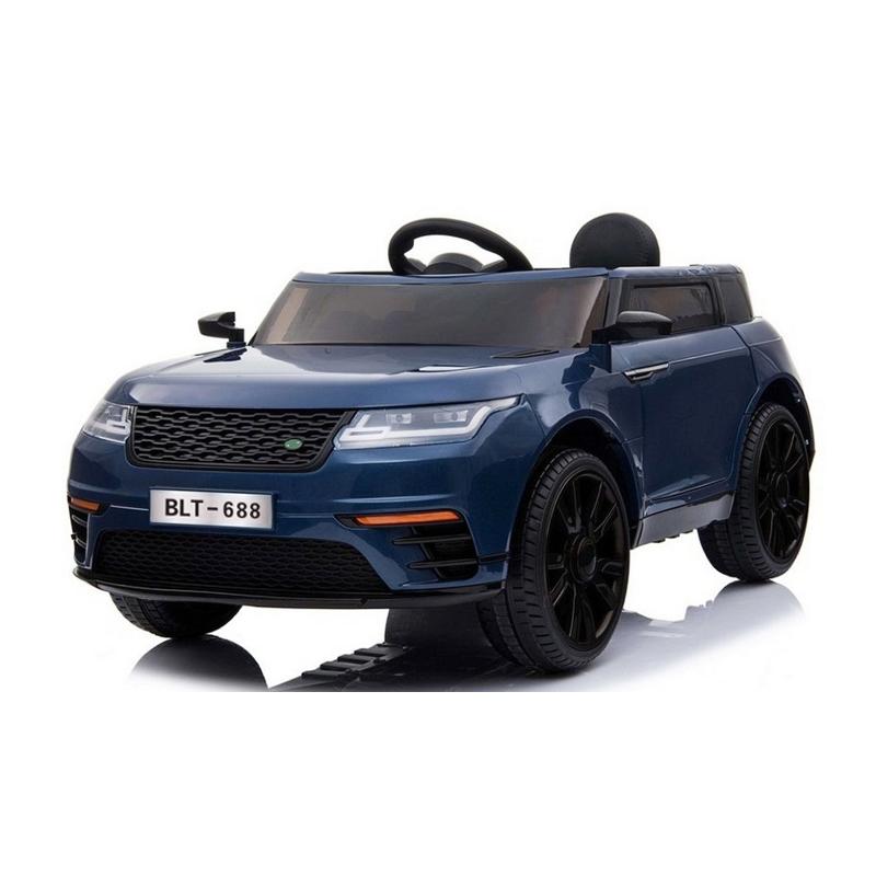 Ηλεκτροκίνητο παιδικό αυτοκίνητο τύπου Range Rover  Μπλε 12V με τηλεκοντρόλ  BLT688